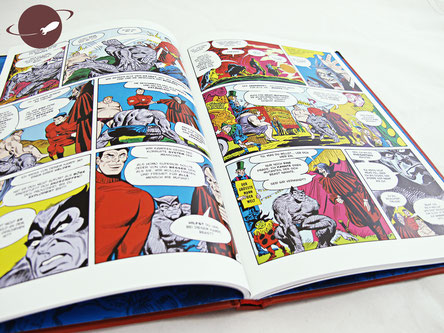 a beast is born comic ausschnitt superhelden-sammlung x-men marvel
