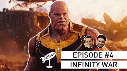 Marvels Avengers Infinity War Podcast FANcast FANwerk Phil Joschi Review Filmtalk Diskussion