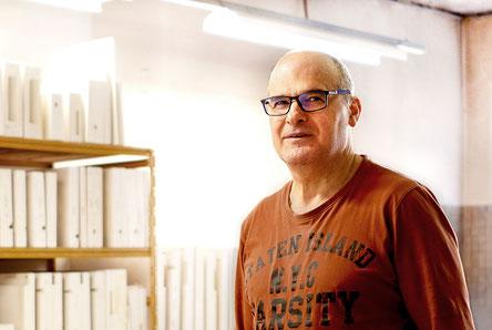 Manfred Himmelsbach, Modelleur & Former
