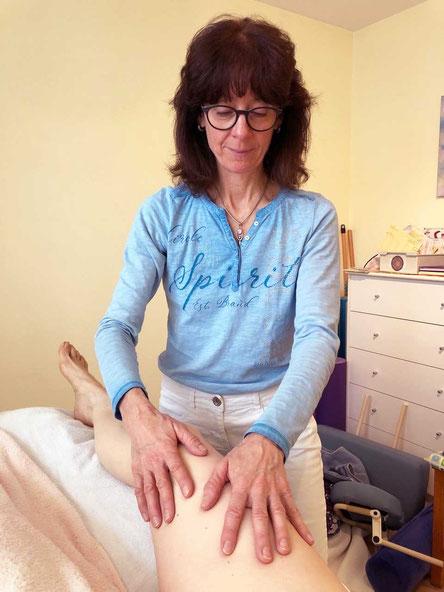 Wirkung der manuellen Lymphdrainage, Patricia Kressig-Schori, Praxis für Energetische Körpertherapien, Zürich