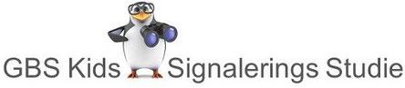 Logo GBS Kids signalerings studie, Guillain-Barré syndroom Nederland, GBS