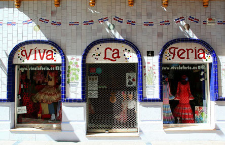 Malaga, Viva La Feria