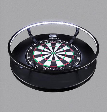 Target Corona Vision Lightning System LED, Dartzubehör, Dartboard Zubehör, Darts