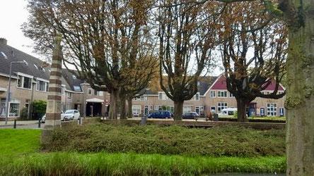 Wandeling door tuindorp - Vreewijk