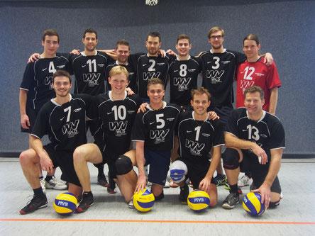 Herren - Saison 2015/16 Bezirksklasse 1 OBB Männer
