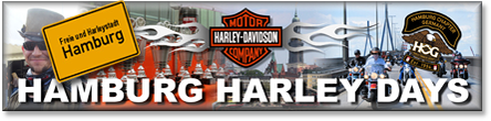 Grafik: Teaser-Grafik Hamburg Harley Days - Ride-In Bike-Show auf der Mönckebergstraße, durchgeführt vom Hamburg Chapter Germany