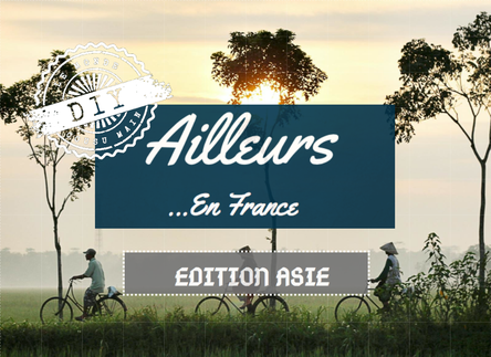 Guide voyage- Ailleurs en France- Edition Asie
