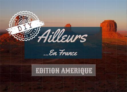 Guide voyage France- Ailleurs en France- Edition Amérique