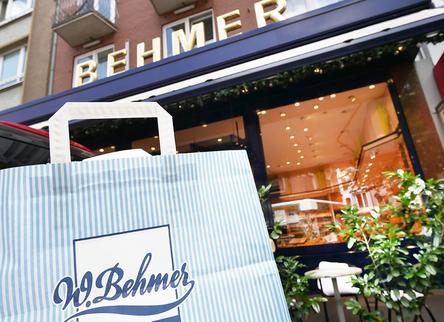 Nordstrasse einkaufen shopping Düsseldorf Brot Kuchen