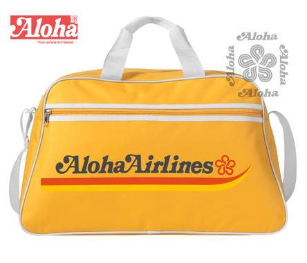 Aloha Airlines Travel bag Edition anniversaire de Airlines Originals