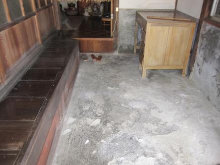 東秩父村の土間,解体費用