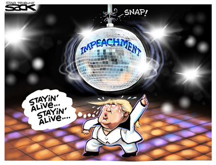 """""""Staying alive"""", by Steve Sach, October 16th 2019"""