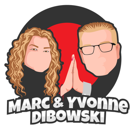 Logo Marc Dibowski mit Yvonne Dibowski-Zanera