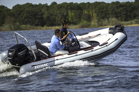 Zodiac MINI OPEN 4.8 RIB - Rubberboot Holland Aalsmeer