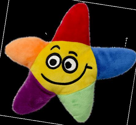 Kai und Sterni - Plüsch-Sterni