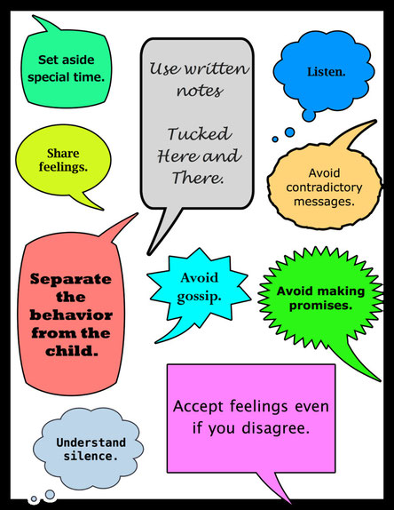 Ten Ways to Communicate Better With Your Child