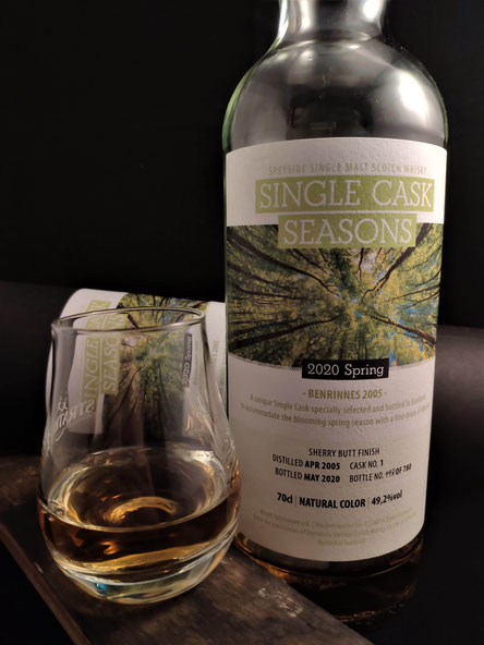 Benrinnes Single Cask Seasons