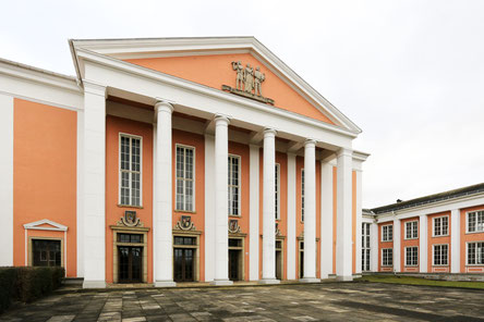 Kulturpalast der Maxhütte in Unterwellenborn