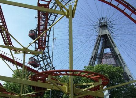 Wiener Riesenrad (Foto: sw)