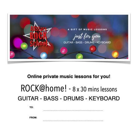 Rockschool Experience