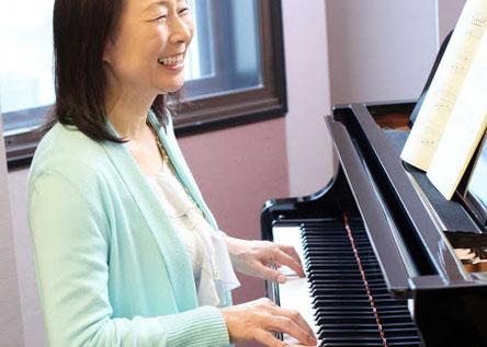 大人 ピアノ教室 初心者 たまプラーザ 武蔵小杉