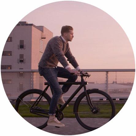 accident livreur à vélo