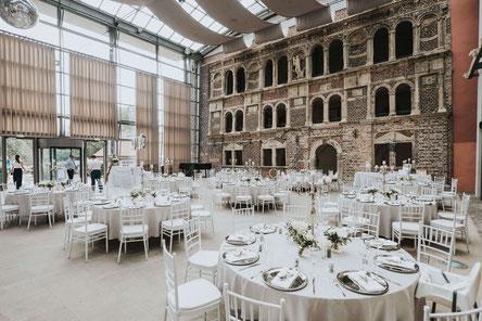 Reale Hochzeit Im Schloss Horst Hochzeitslocation Gelsenkirchen Katja Sing