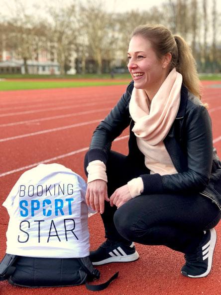 Sportpsychologin Lina Krämer