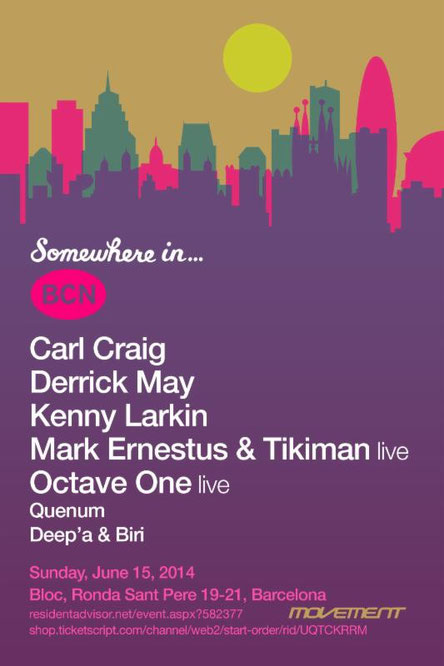 Carl Craig Presents...