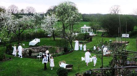 letzter Frühling im Landhaus 2012