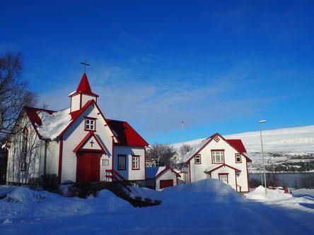 Péturskirkja in Akureyri
