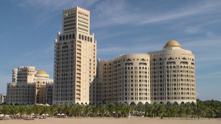 Luxusurlaub Waldorf Astoria Luxushotel in Ras al Khaimah