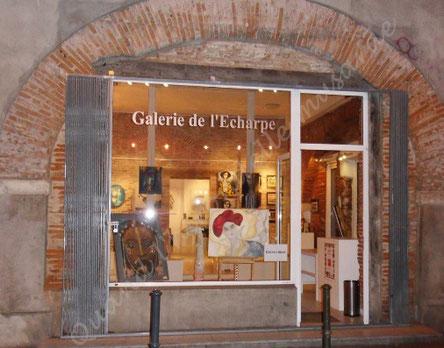 Galerie de l'Echarpe Claire Allard