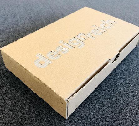 Verpackungen aus Karton hergestellt