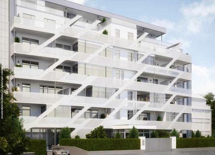 Immobilie Düsseldorf Golzheim Eigentumswohnung