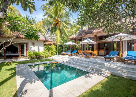 Candidasa villa for rent. East Bali villa for rent by owner