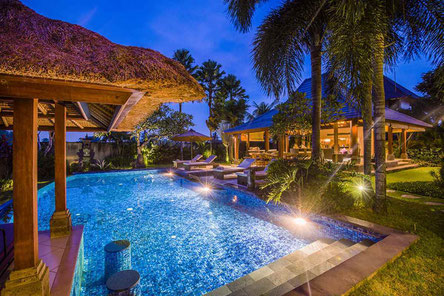 Tabanan holiday villa for rent by owner. Kedungu villa for rent by owner