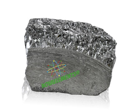 antimonio metallo, antimonio metallico, antimonio da collezione, nova elements antimonio, antimonio cubo acrilico