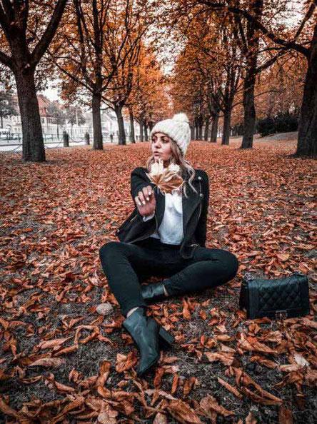 In dem Blogartikel nenne ich dir die Gründe wieso deine Bilder nicht wie die eines Bloggers aussehen.