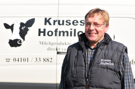 Gründer der Hofmeierei Hans-Hinrich Kruse