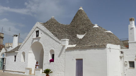 Trullo Saverno