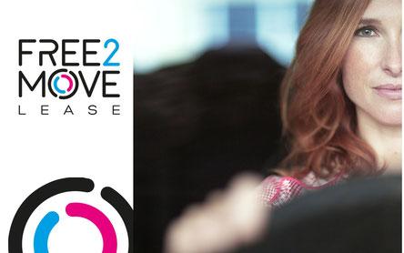 Neu für Business Kunden - Free2Move Lease bei Autohaus Strasser Rosenheim
