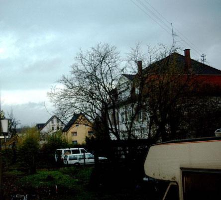 Richtung Kandel (aber man sieht nichts) 15.11.2007