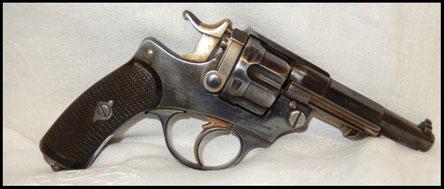 revolver mle 1874