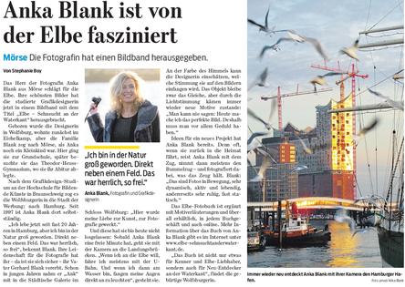 """PR: Zeitung """"Wolfsburger Nachrichten"""" Mai 2014"""