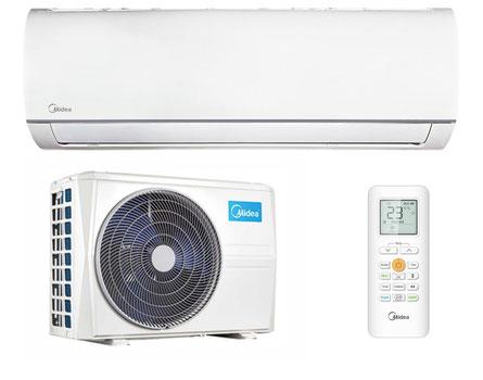 Error codes for Midea air conditioners