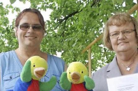 1. Felix-Wiederholung - Kindergarten Regenbogenland Langendorf - Juni 2013