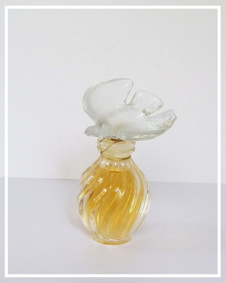 FLACON FACTICE CRISTAL LALIQUE - 30 ML