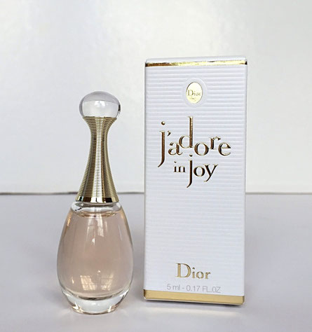 2017 - J'ADORE IN JOY - MINIATURE 5 ML