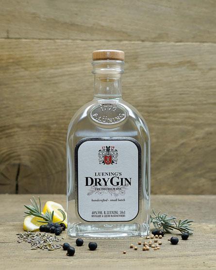 Dry Gin, Rittergutsmanufaktur, Sulingen, Ritterguts Manufaktur, Destille